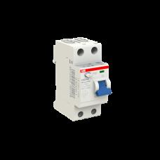 F202AC-40/0,03 F202AC-40/0,03 пристрій захис. відключ. Modular Equip Std