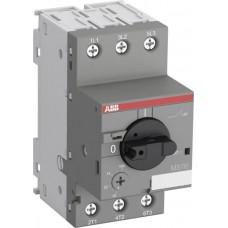 MS116-1,6 автом вимикач захисту двигуна MS116-1,6 ControlGear Equip