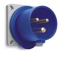 2CMA193434R1000 232BU6 Вилка для скрытой проводки WA/Industrial