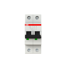 S202-C10 S202-C10 Автоматичний вимикач Modular Equip Std