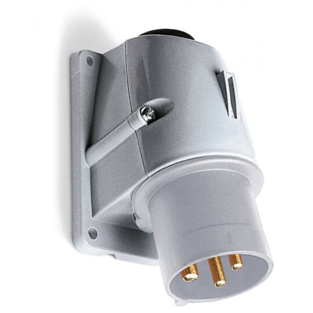 2CMA193322R1000 332BS6 вилка для монтажа на поверхность WA/Industrial