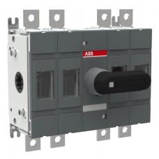 OTDC100E22K Вимикач-роз'єднувач серії OT до 800А OT,CO,ATS ≤800A+acc.