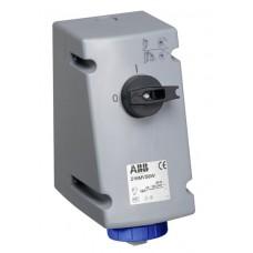 2CMA163266R1000 Роз.16A 3PE IP44 200-250V 9г бокс руб ВУ WA/Industrial