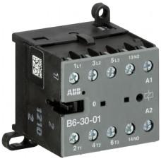 B6-30-01-24AC мініконтактор B6-30-01-24AC ControlGear Equip