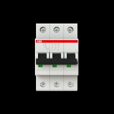S203-C10 S203-C10 Автоматичний вимикач Modular Equip Std