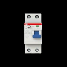 F202AC-25/0,3 F202AC-25/0,3 пристрій захис. відключ. Modular Equip Std