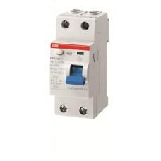 F202AC-16/0,01 F202AC-16/0,01 пристрій захис. відключ. Modular Equip Std