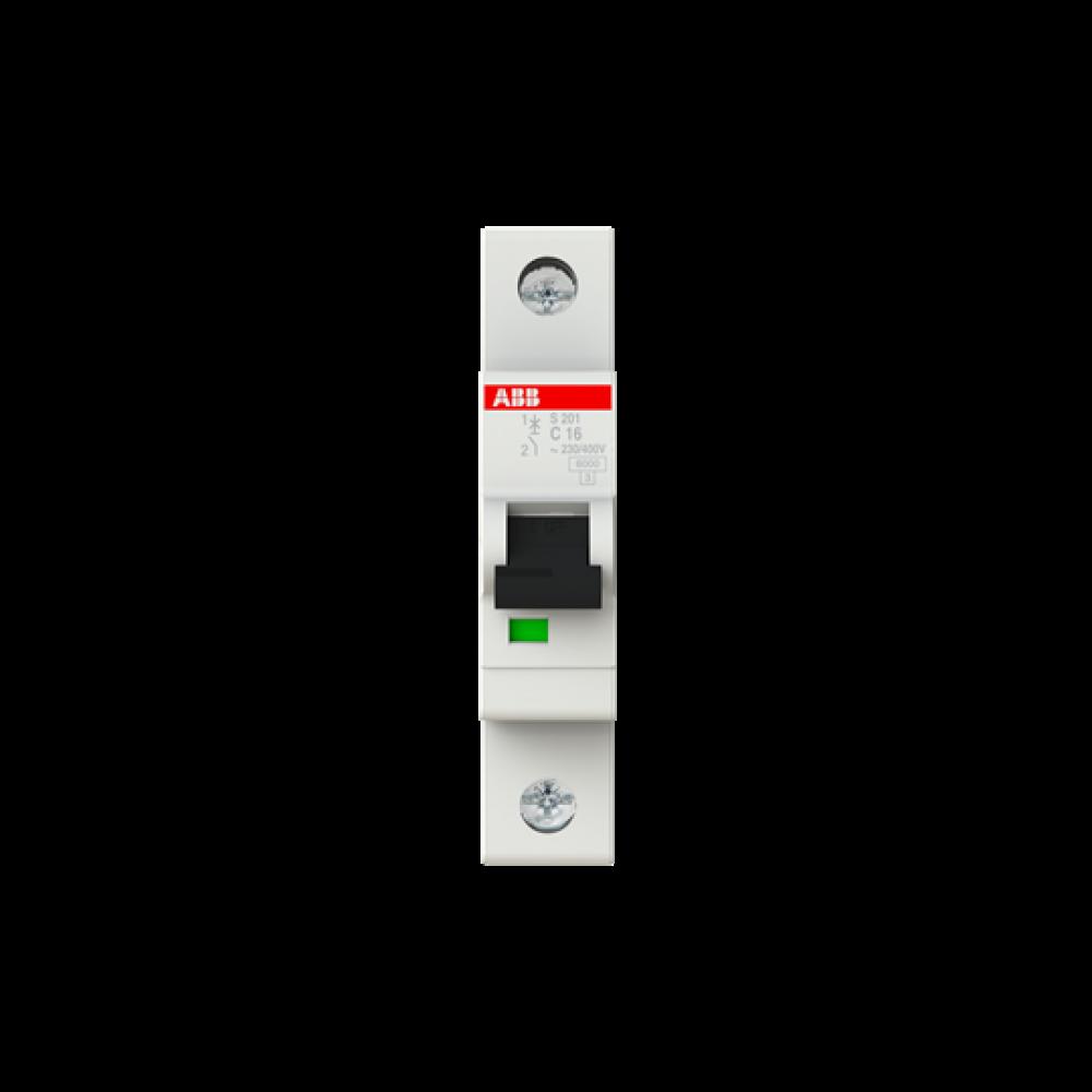 S201-C16 S201-C16 Автоматичний вимикач Modular Equip Std