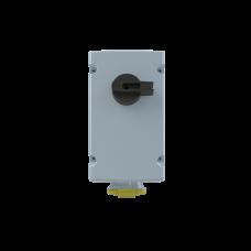 2CMA167645R1000 Роз.пов.вимик+блок. 16A 2P+E IP44 4г WA/Industrial