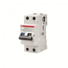 DSH201 C16 AC30 DSH201 C16 AC30 Диф автомат вимикач Modular Equip Home