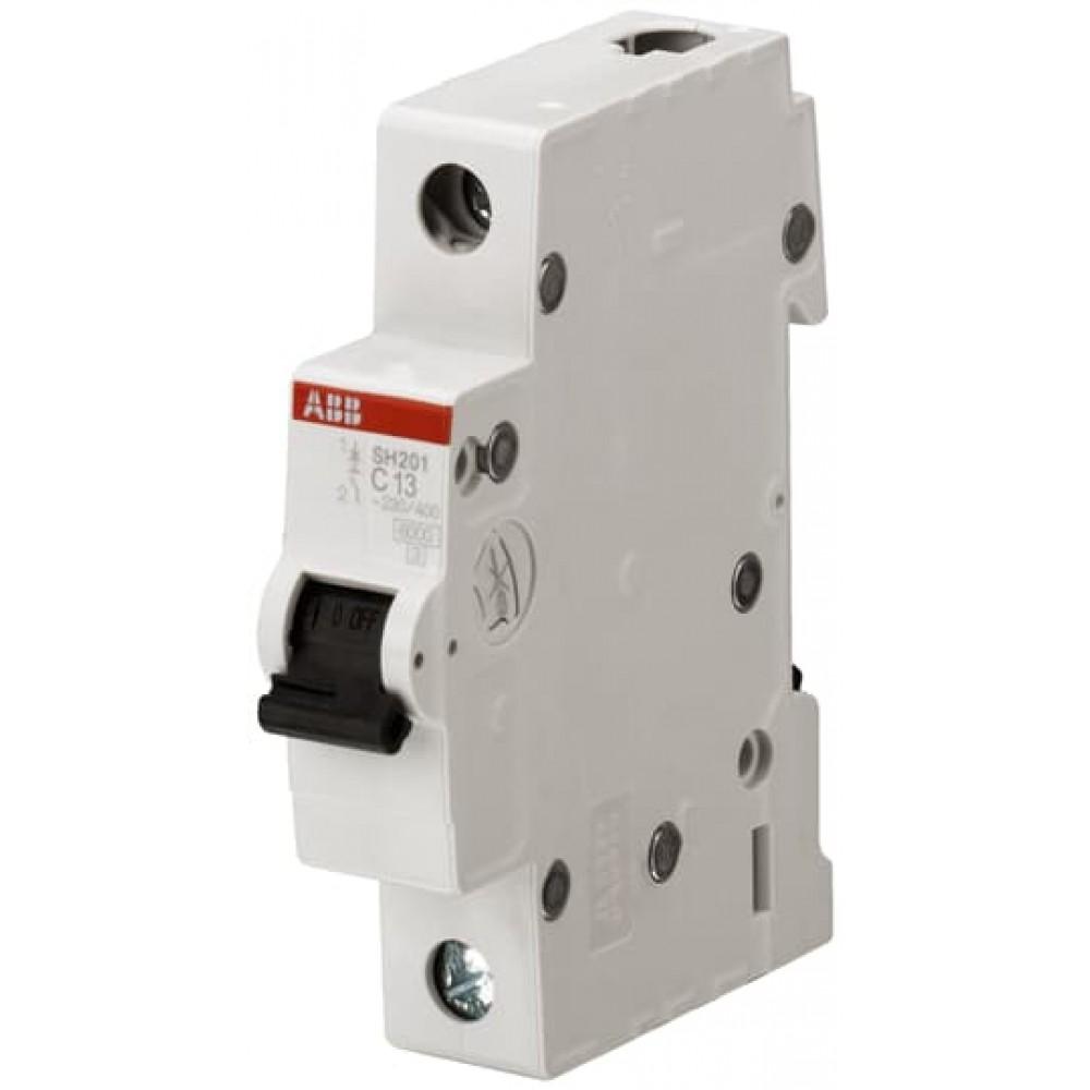 SH201-C8 SH201-C8 Автоматичний вимикач Modular Equip Home
