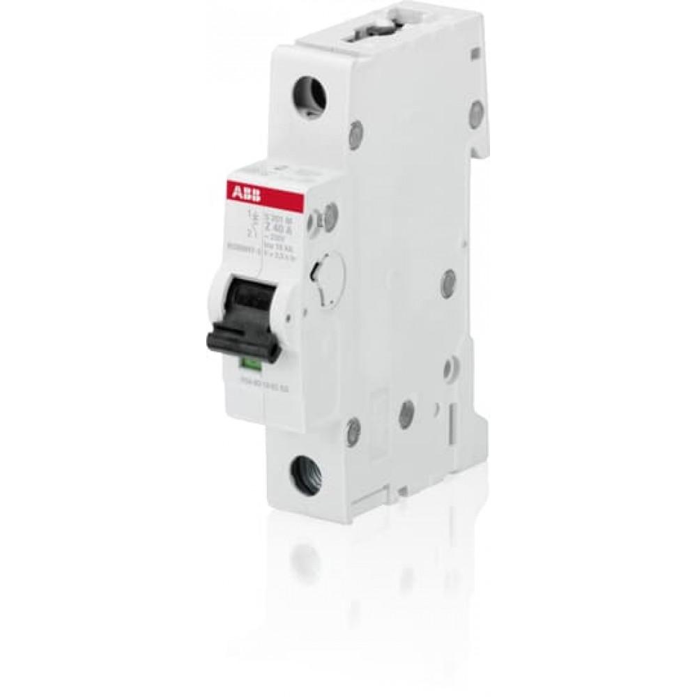 S201M-B13 S201M-B13 Автоматичний вимикач Modular Equip Std