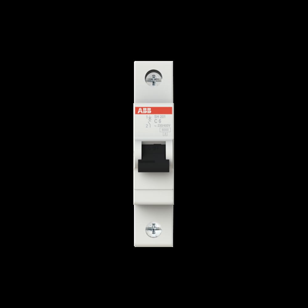 SH201-C6 SH201-C6 Автоматичний вимикач Modular Equip Home
