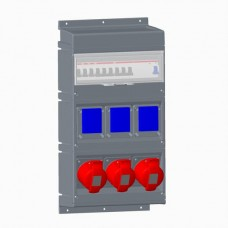 2CMA168995R1000 Комбі-бокс MPR16/3 WA/Industrial