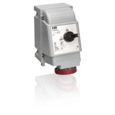 2CMA163258R1000 Роз.16A 2PE IP44 380-415V 9г бокс руб ВУ WA/Industrial