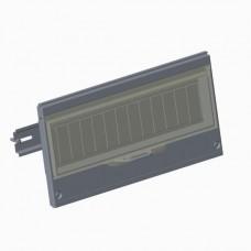 2CMA191089R1000 Передня панель+кришка DIN-секції  13 мод WA/Industrial