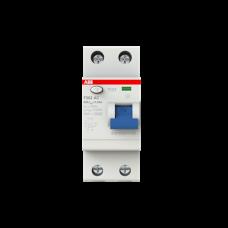 F202AC-25/0,03 F202AC-25/0,03 пристрій захис. відключ. Modular Equip Std