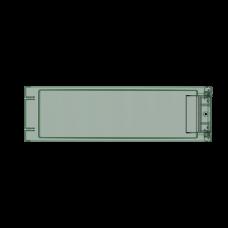 0 Двері прозорі 18M Mistral65 Consumer units
