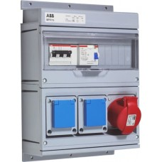 2CMA168997R1000 Комбі-бокс MPR16 WA/Industrial