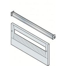 1SL0313A00 Панель + DIN рейка H225-SIZE 2-3 Sub DB