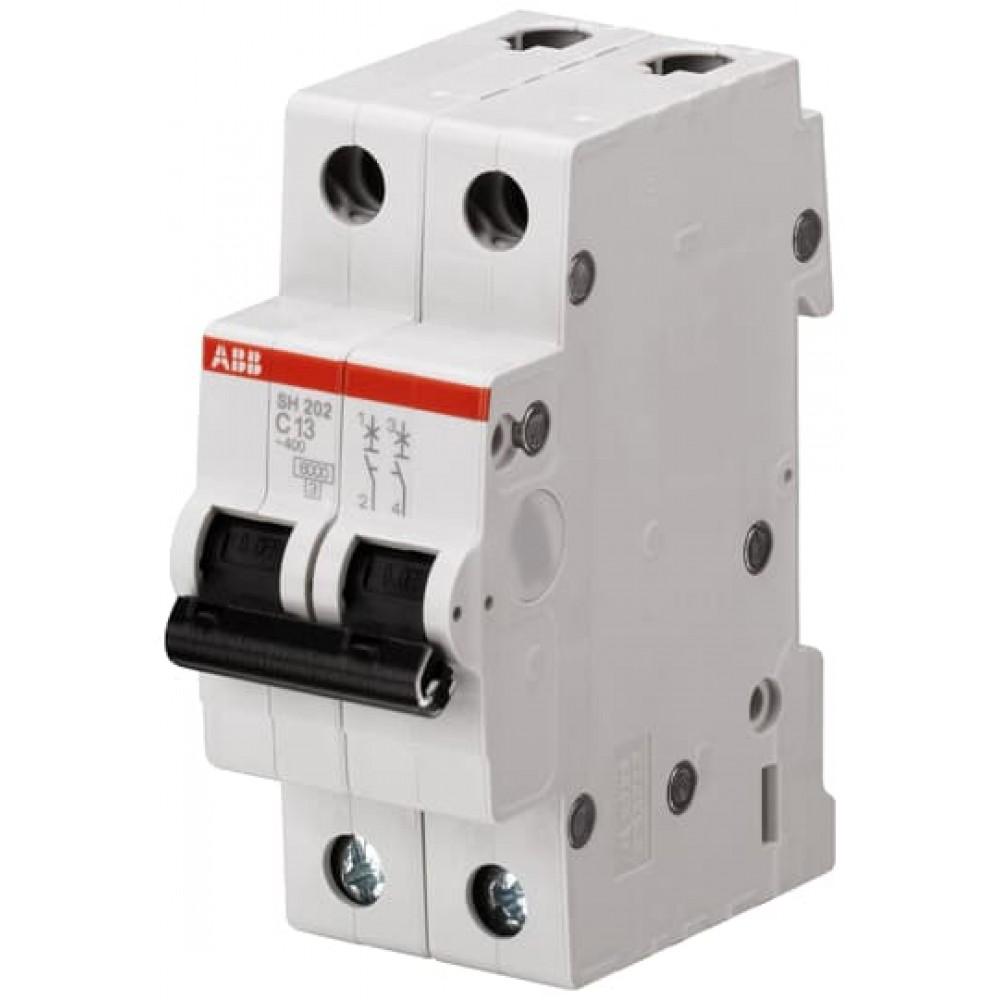 SH202-C16 SH202-C16 Автоматичний вимикач Modular Equip Home