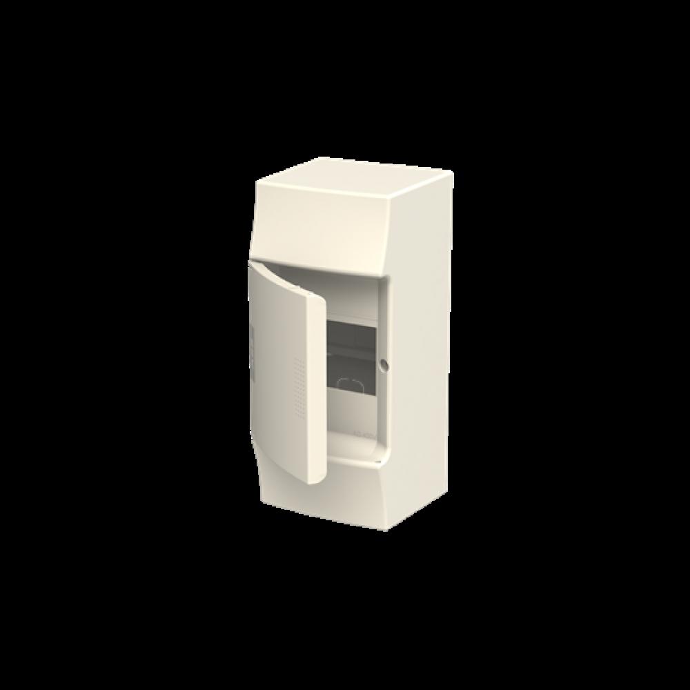 0 MISTRAL41W непрозорі дверцята 4M Consumer units