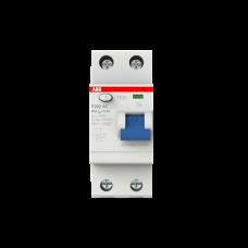 F202AC-40/0,3 F202AC-40/0,3 пристрій захис. відключ. Modular Equip Std