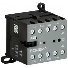 BC6-30-10-220DC мініконтактор BC6-30-10-220DC ControlGear Equip