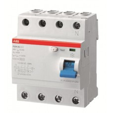 F204AC-25/0,1 F204AC-25/0,1 пристрій захис. відключ. Modular Equip Std