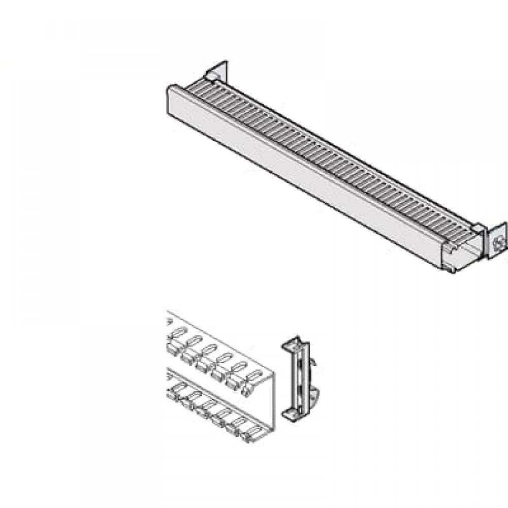 1SL0354A00 Короб перфорированный  25x60 мм. SIZE 2-3 Sub DB