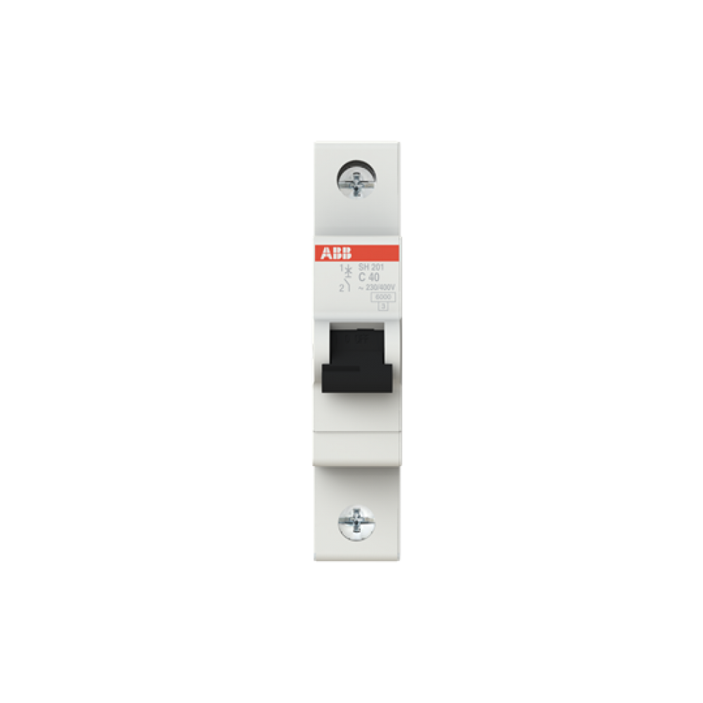 SH201-C40 SH201-C40 Автоматичний вимикач Modular Equip Home
