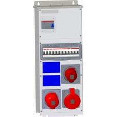 2CMA100024R1000 Комбі-бокс М63/2JFB CTFL WA/Industrial