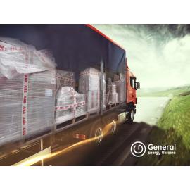 Компанія Дженерал Энерджі Україна продовжує збільшувати склад обладнання АВВ в Україні