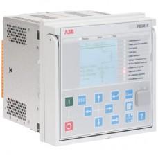 Генератор і захист з'єднання REG615 IEC