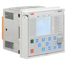 Напруга захисту і управління REU615 IEC