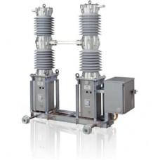 Вакуумний перемикач змінного струму для зовнішньої установки на рейкових об'єктах GSL II (IEC)