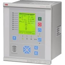 REM 543 Пристрій контролю та захисту електричних машин