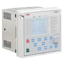 Диференціальний захист і управління лінії RED615 ANSI