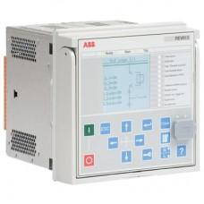 Інтелектуальний електронний пристрій управління і захисту конденсаторних батарей REV615