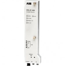 SPA-ZC 400 — Ethernet і IEC 61850