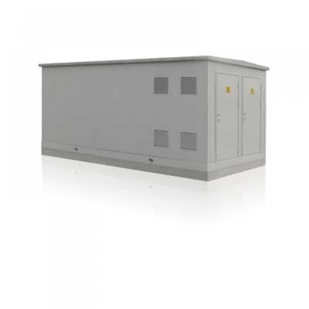 IEC бетонна підстанція Capella 12W-DG
