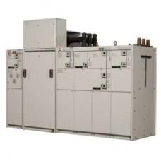 Компактний розподільний пристрій SafePlus з газоізоляцією для вторинного розподілу електроенергії, напругою від 6 до 40,5 кВ і струмом до 1250 А (МЕК)