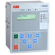 Пристрій контролю і захисту живильника REF601