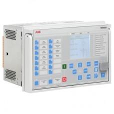 Пристрій контролю і захисту двигуна REM620 (IEC)