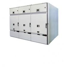 Розподільчий пристрій з повітряним ізольованим комплектатором UniGear