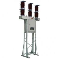 Вимикач OHB для зовнішньої установки з ізольованою газовою ізоляцією (стандарт IEC)