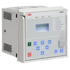 Пристрій регулювання і захисту живильника REF611