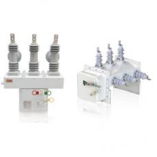 Вакуумні вимикачі для зовнішньої установки PVB/PVB-S для кріплення кріплення (IEC)