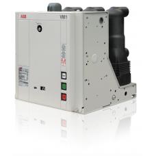 Вакуумний вимикач з магнітним приводом для розподільчих мереж 6-24 кВ, 630-4000 А, 16-50 кА